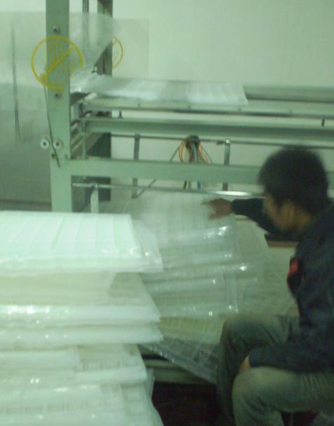 ブリスター工場