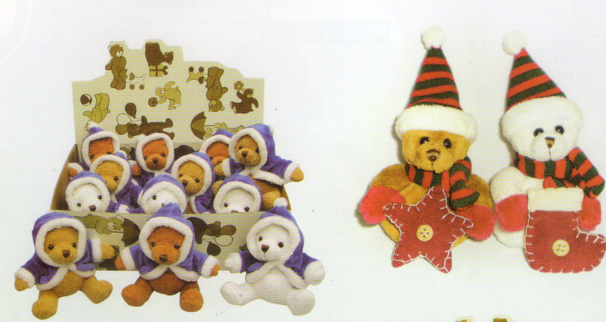 オリジナル製作、ノベルティー、ギフト、くま、熊、クマ、ぬいぐるみ
