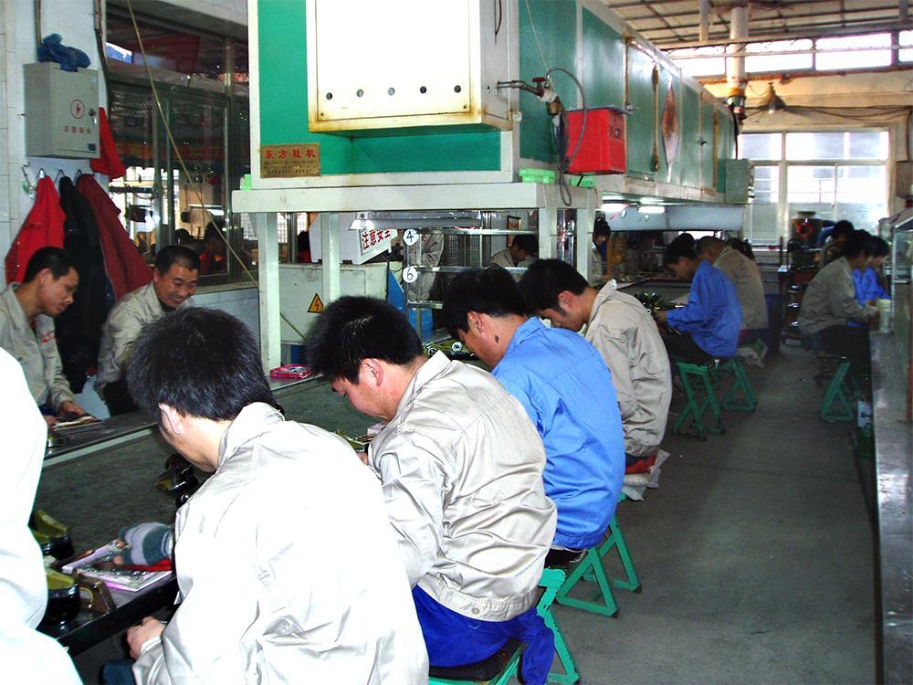 靴工場OEM生産可