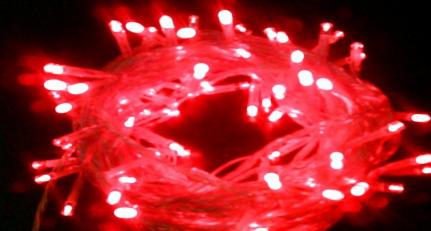 LEDクリスマスイルミネーション